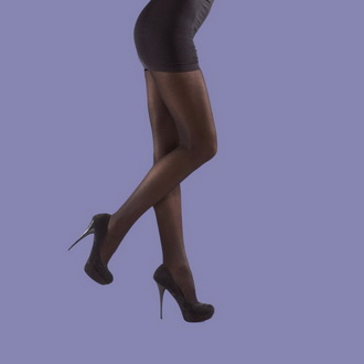 pančucháče LEGWEAR - 40 denier opaque - Black - SHOP4BBLK