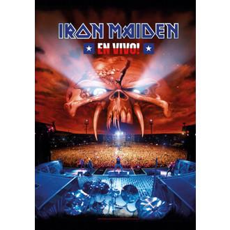 vlajka Iron Maiden - En Vivo