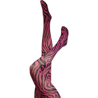 pančucháče LEGWEAR - Signature Zebra - Pink - SHSGZE2BP1