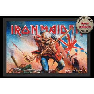 rohožka Iron Maiden - Trooper - ROCKBITES, Rockbites, Iron Maiden