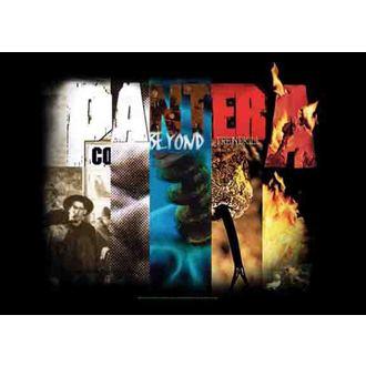 vlajka Pantera - Album Collage, HEART ROCK, Pantera