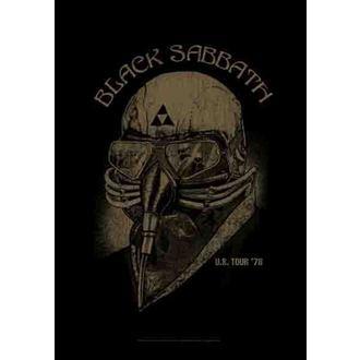 vlajka Black Sabbath - US Tour 78 - HFL1164