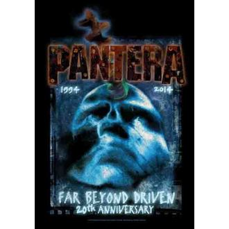 vlajka Pantera - Far Beyond 20th Anniversary, HEART ROCK, Pantera