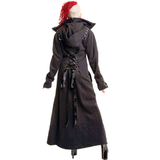 kabát dámsky POIZEN INDUSTRIES - Raven, POIZEN INDUSTRIES