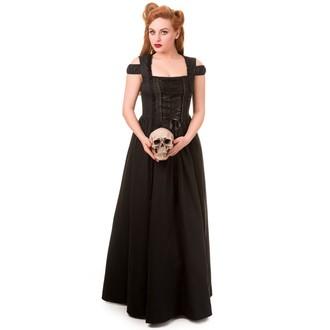 šaty dámske BANNED - Black, BANNED