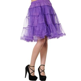 sukňa dámska (spodnička) BANNED - Purple, BANNED