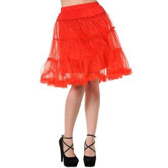 sukňa dámska (spodnička) BANNED - Red - SBN203