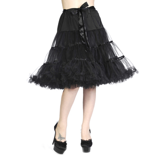 sukňa dámska (spodnička) BANNED - Black, BANNED