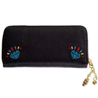 peňaženka BANNED - Black, BANNED