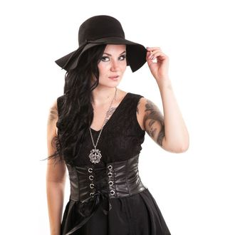 klobúk dámsky POIZEN INDUSTRIES - Vintage - Black