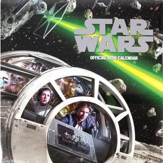 kalendár na rok 2016 - Star Wars