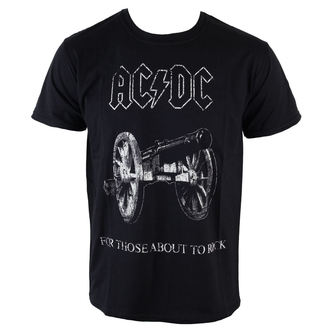 tričko pánske AC/DC - About To Rock - ROCK OFF, ROCK OFF, AC-DC