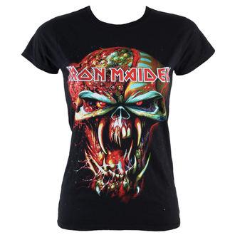 tričko dámske Iron Maiden - Final Frontier Eddie - ROCK OFF, ROCK OFF, Iron Maiden
