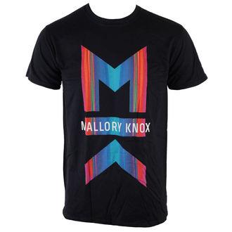 tričko pánske Mallory Knox - Asymmetry - ROCK OFF, ROCK OFF, Mallory Knox