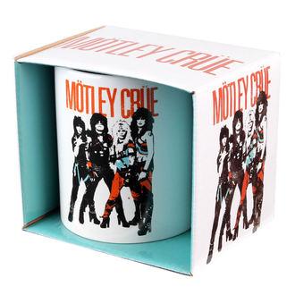 hrnček Mötley Crüe - Vintage - ROCK OFF, ROCK OFF, Mötley Crüe