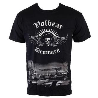 tričko pánske Volbeat - Graveyard - ROCK OFF, ROCK OFF, Volbeat