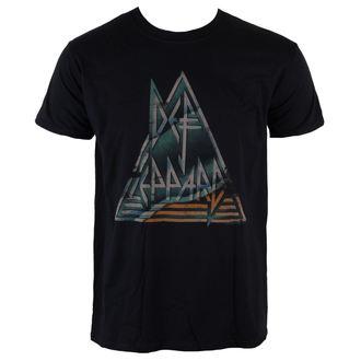 tričko pánske Def Leppard - Pyramid - LIVE NATION, LIVE NATION, Def Leppard