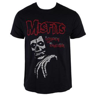 tričko pánske Misfits - Legacy Of Brutality - LIVE NATION, LIVE NATION, Misfits