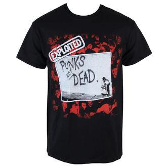 tričko pánske Exploited - Punks Not Dead - RAZAMATAZ, RAZAMATAZ, Exploited