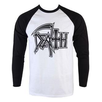 tričko pánske s dlhým rukávom Death - Logo Baseball - RAZAMATAZ, RAZAMATAZ, Death