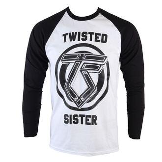 tričko pánske s dlhým rukávom Twisted Sister - Logo - RAZAMATAZ, RAZAMATAZ, Twisted Sister