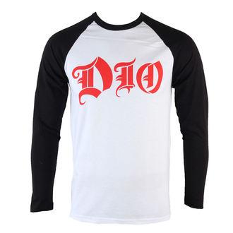 tričko pánske s dlhým rukávom Dio - Logo - RAZAMATAZ