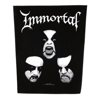 nášivka veľká Immortal - Blashyrkh - RAZAMATAZ, RAZAMATAZ, Immortal