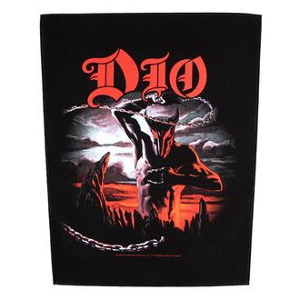nášivka veľká Dio - Holy Diver - RAZAMATAZ, RAZAMATAZ, Dio
