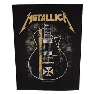 nášivka veľká Metallica - Hetfield Guitar - RAZAMATAZ, RAZAMATAZ, Metallica