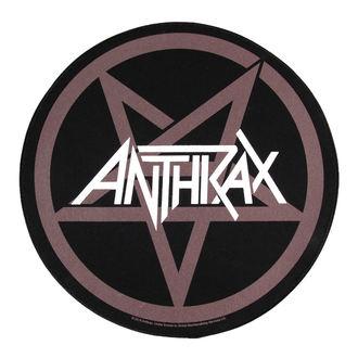 nášivka veľká Anthrax - Pantathrax - RAZAMATAZ, RAZAMATAZ, Anthrax