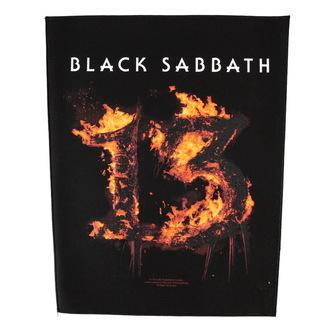 nášivka veľká Black Sabbath - 13 - RAZAMATAZ, RAZAMATAZ, Black Sabbath