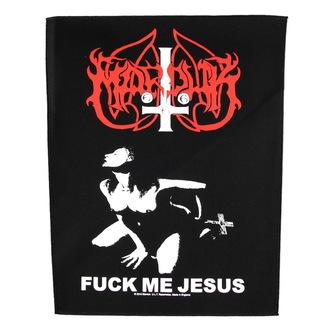 nášivka veľká Marduk - Fuck Me Jesus - RAZAMATAZ, RAZAMATAZ, Marduk