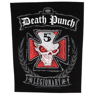 nášivka veľká Five Finger Death Punch - Legionárov - RAZAMATAZ, RAZAMATAZ, Five Finger Death Punch