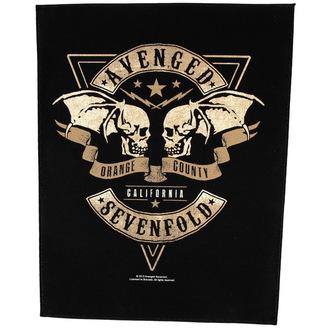 nášivka veľká Avenged Sevenfold - Orange County - RAZAMATAZ, RAZAMATAZ, Avenged Sevenfold