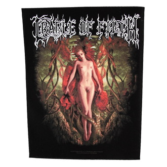 nášivka veľká Cradle of Filth - Deflowering The Maidenhead - RAZAMATAZ, RAZAMATAZ, Cradle of Filth