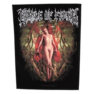 nášivka veľká Cradle of Filth - Deflowering The Maidenhead - RAZAMATAZ, RAZAMATAZ, Cradle of Filth