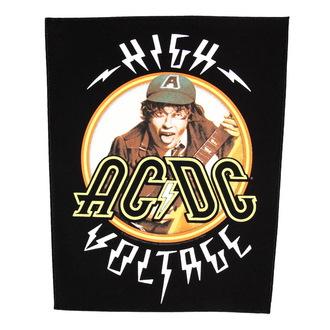 nášivka veľká AC/DC - High Voltage - RAZAMATAZ, RAZAMATAZ, AC-DC
