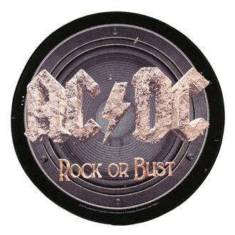 nášivka veľká AC/DC - Rock Or Bust - RAZAMATAZ, RAZAMATAZ, AC-DC
