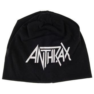čiapka Anthrax - Logo - RAZAMATAZ, RAZAMATAZ, Anthrax