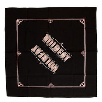 šatka Volbeat - Raven Logo - RAZAMATAZ, RAZAMATAZ, Volbeat