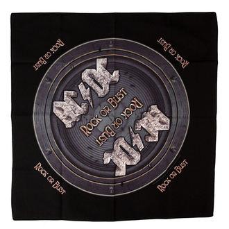 šatka AC/DC - Rock Or Bust - RAZAMATAZ, RAZAMATAZ, AC-DC