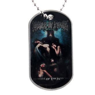 obojok (psie známka) Cradle of Filth - Hammer Of The Witches - RAZAMATAZ, RAZAMATAZ, Cradle of Filth