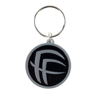 kľúčenka (prívesok) Fear Factory - Logo - RAZAMATAZ, RAZAMATAZ, Fear Factory
