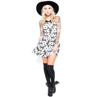 šaty dámske IRON FIST - Nocturnal - White - LC003621