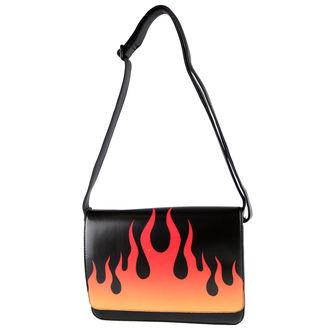 kabelka IRON FIST - Fire Sign - Black - IF003823