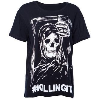 tričko pánske IRON FIST- Killing It Boyfriend - Black, IRON FIST