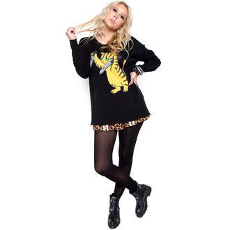 sveter dámsky IRON FIST - Stabby Catt - Black - IF003697