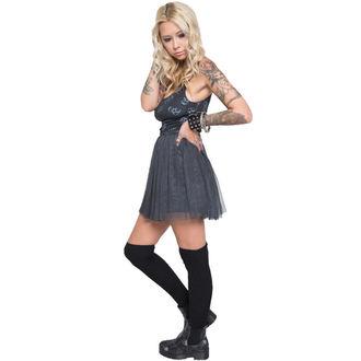 šaty dámske IRON FIST - Misfits - Black, IRON FIST