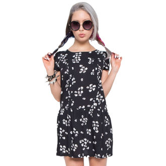 šaty dámske IRON FIST - Scatterbrain - Black, IRON FIST