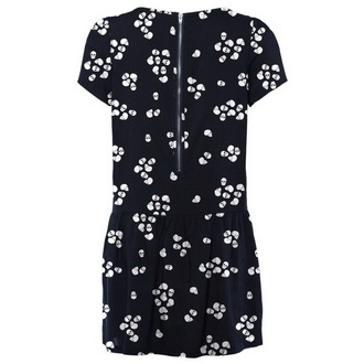 šaty dámske IRON FIST - Scatterbrain - Black